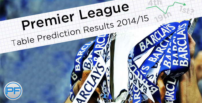football result prediction